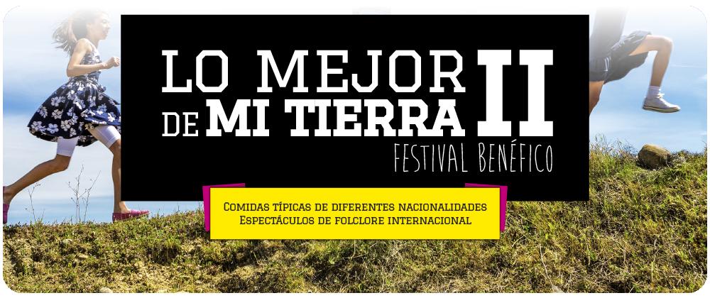 Lo Mejor de Mi Tierra II - Festival Benéfico